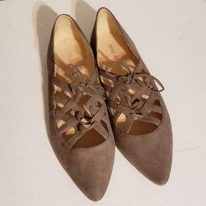 Nine West Merloto sz 8 shoe very good condition